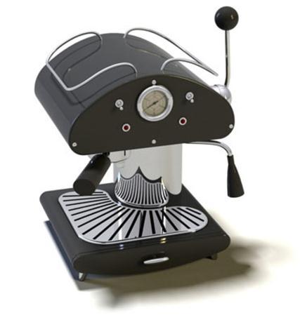 咖啡机 黑色