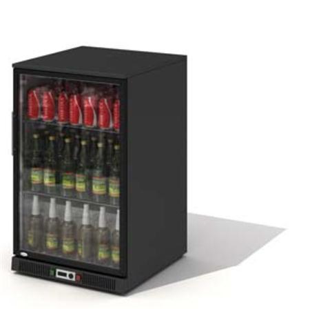 饮料展示柜 式样4 Beverage Showcase