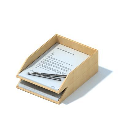 办公工具 木质文件架 Office tool