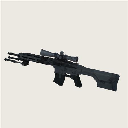 雷明顿 RSASS 狙击步枪