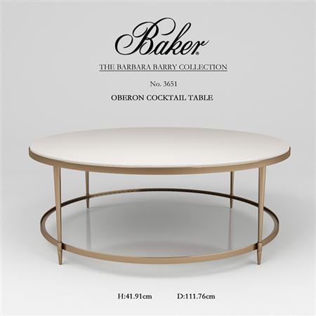 茶几 OBERON COCKTAIL TABLE