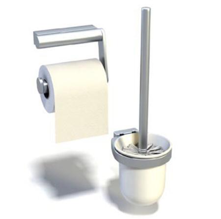 厕纸 马桶刷 式样2