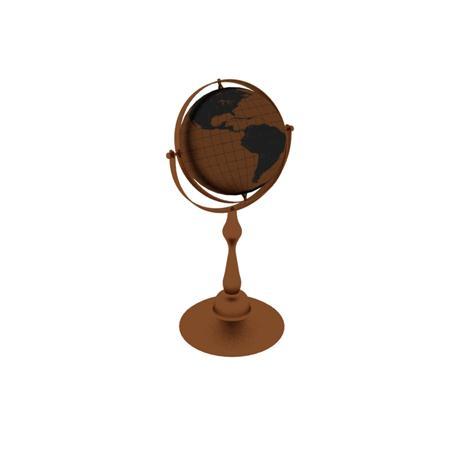 地球仪 globe