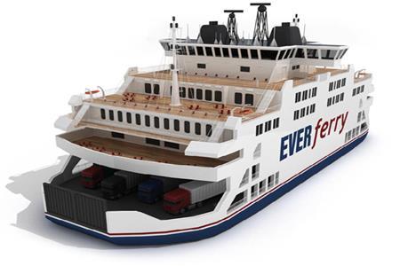 轮船 ship