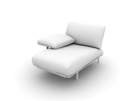 沙发椅 式样15 sofa chair