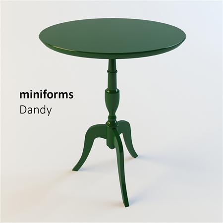 桌子 Miniforms Dandy