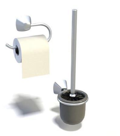 厕纸 马桶刷 式样1