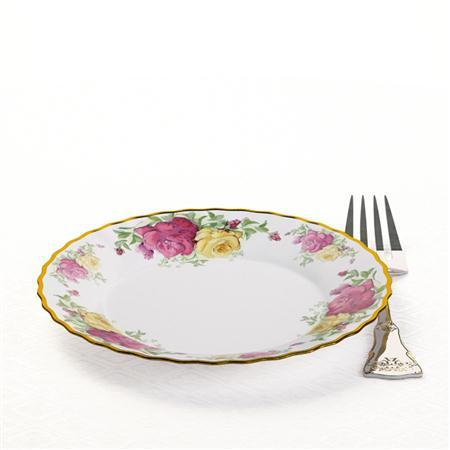餐具 式样1 tableware