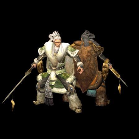 真三国无双5 黄忠 Dynasty Warriors