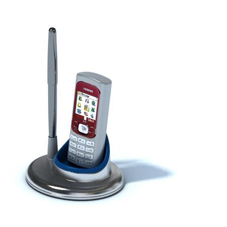 办公工具 电话座 Office tool