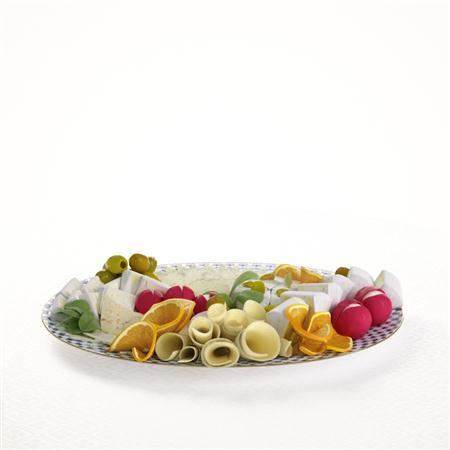 精美果盘 fruit