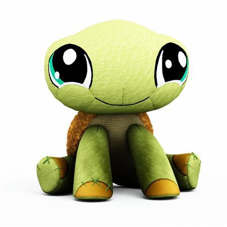 乌龟娃娃 Turtle doll