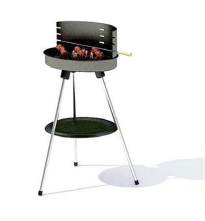 简易烧烤架