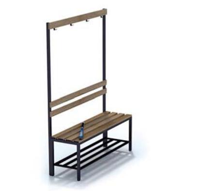 体育馆用的木质长凳