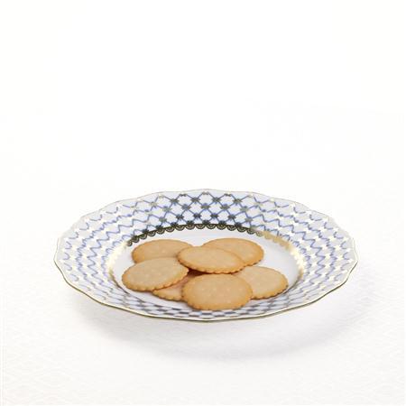 盘装饼干 Biscuits