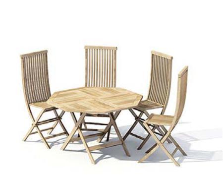 木质桌椅 式样2