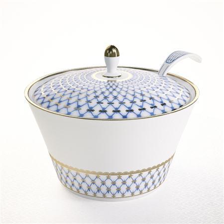 青花瓷汤锅 stockpot