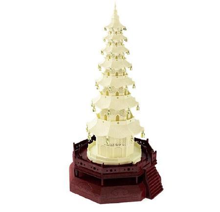 宝塔摆件 pagoda ornaments