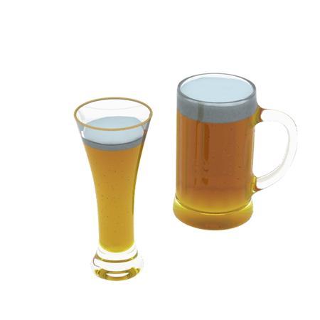 啤酒杯 beer mug