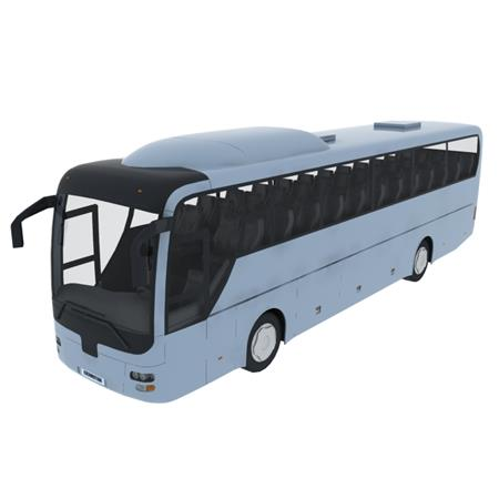豪华大巴 luxurious bus
