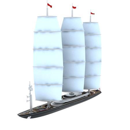 帆船 sailing boat