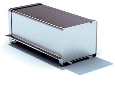 金属自动筷子盒