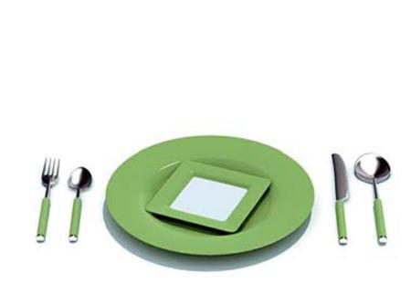 精美西餐餐具