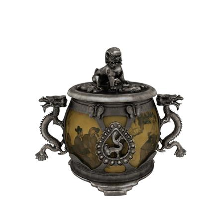 香炉 Incense burner