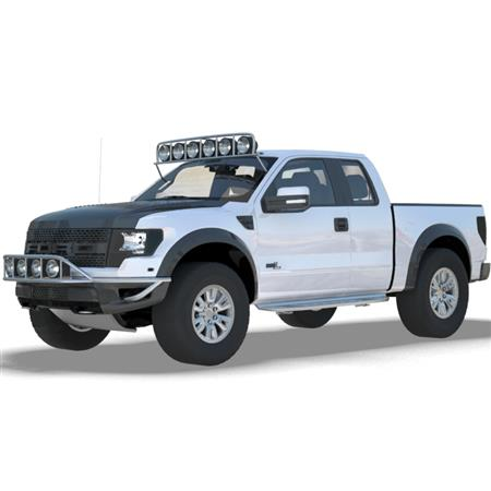 福特F 150 SVT Raptor SuperCab